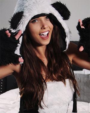 Bailey Knox Cute Panda