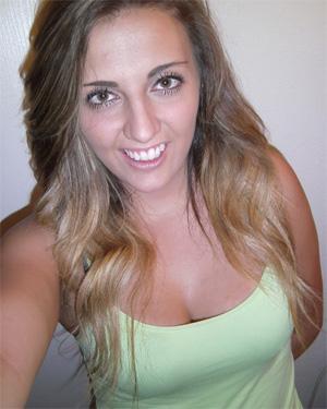 Brooke Self Shot Girlfriend