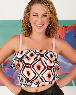 Brooke Wylde Tube Top and Skirt