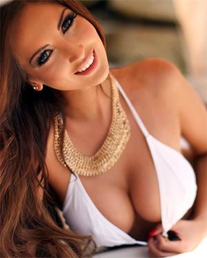 Cara Steel String Bikini Beauty