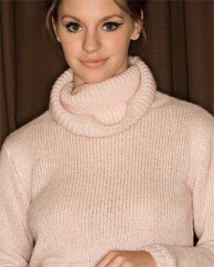 Cassie Keller Sweater Cybergirl