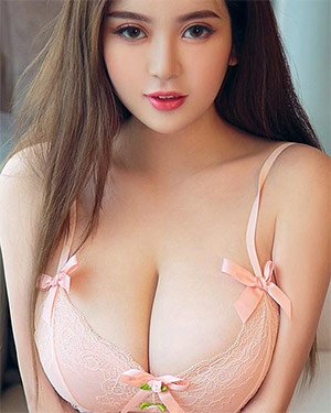 Coco Doll Busty Asian Beauty