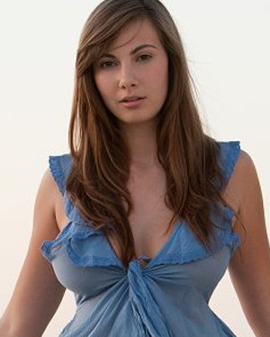 Connie Carter Blue Dress Femjoy