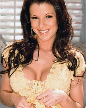 Cristal Houston Busty Playmate