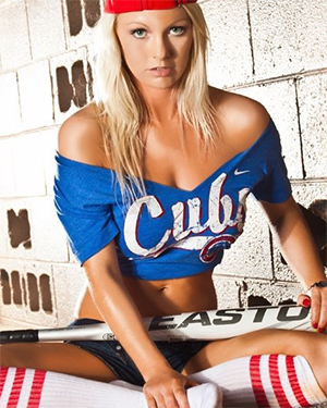 Sexy Cubs Girls
