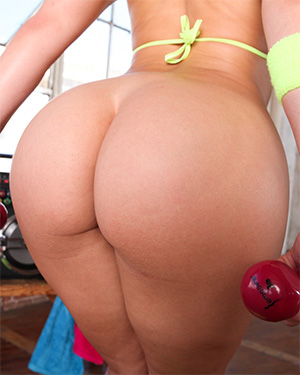 Dani Daniels what a nice bubble butt