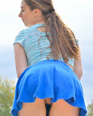 Ellie FTV Skirt Flashing