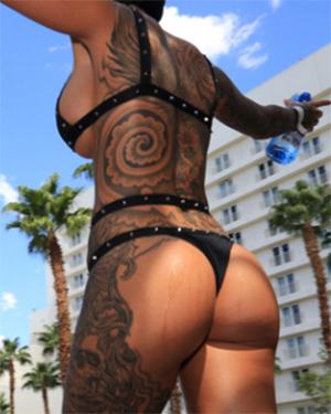 Engelika Padilla Bikini Party