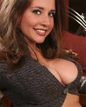 Erica Campbell Sweater Tits