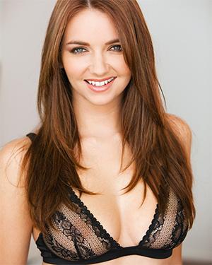 Erin Heidrich Busty Playmate
