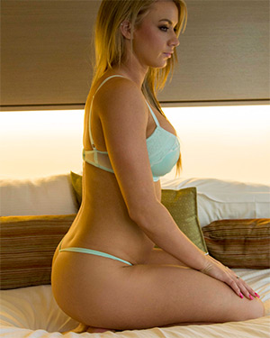 Erin Bed Nude Muse