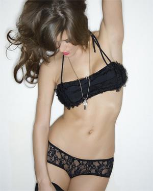 Femme Sexy Black Dress