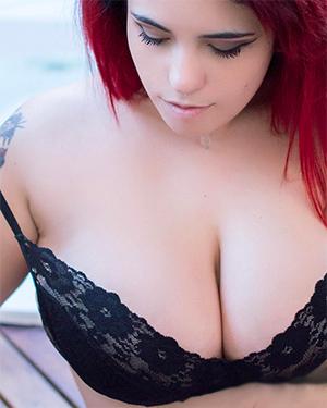 Flareon Nude Jacuzzi Suicidegirl