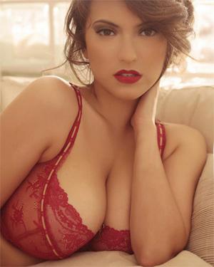 Francoise Boufhal Busty