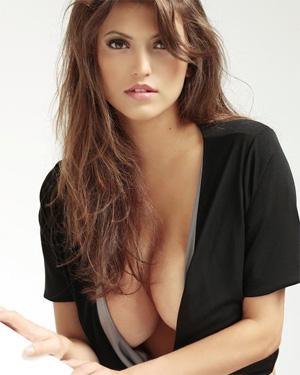 Francoise Boufhal Perfect Busty Model