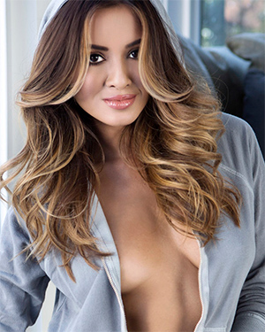 Jackie Dawn Cute Latin Playmate