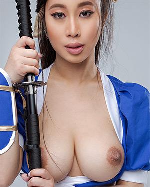 Jade Kush DOA Cosplay