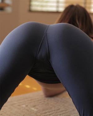Jayden Taylors Yoga Pants