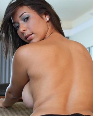Jen Capone Fishnet Nudes