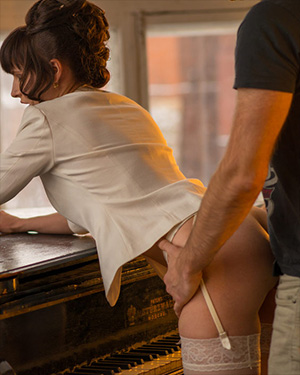 Jeny Smith Piano Sex