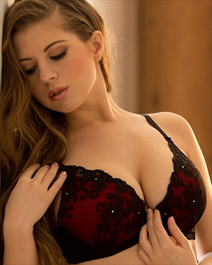 Jessi June Red and Black Digital Desire