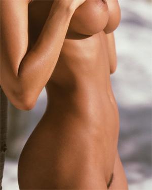 Karen McDougal Beautiful Body Playboy