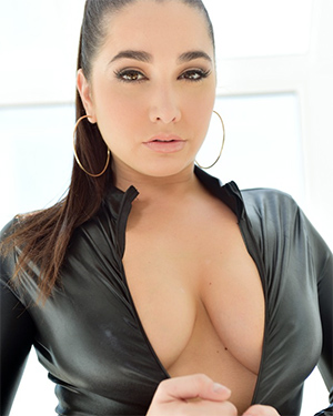 Karlee Grey Black Catsuit