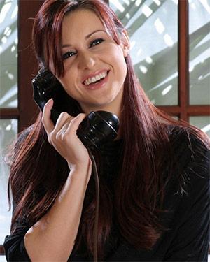 Karlie Montana Cute Redhead Intern