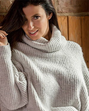 Katey playboy girl with sweater tits