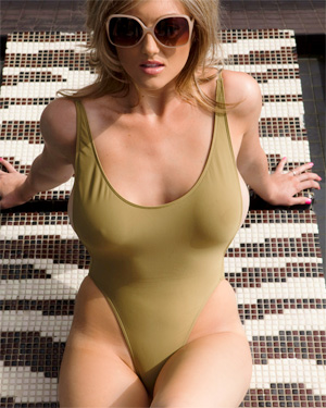 Katie Vernola Big Tits Playmate