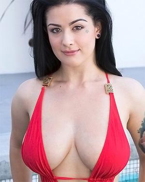 Katrina Jade Swimsuit