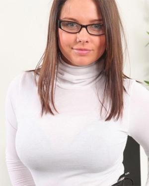 Kay Tight Sweater and Pantyhose