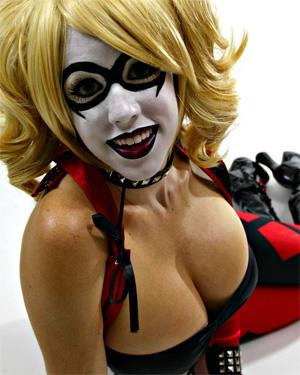 Kayla Kiss Harley Quinn