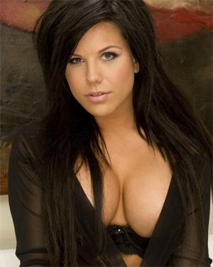 Kellie Smith Sheer Playboy
