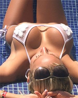 Khloe Terae Nude Vacation Pics