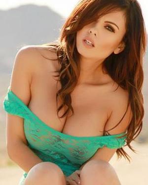 Krystle Lina Naked Pleasure