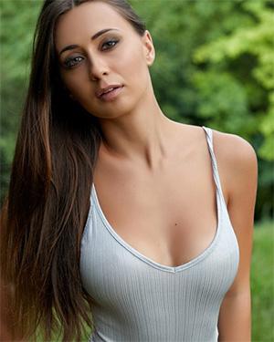 Laureen The Green Choice Bikini