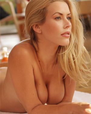 Lauren Nude Meditation