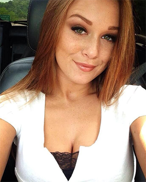 Leanna Decker unpublished nude pics