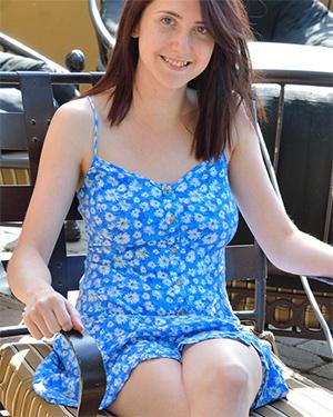 Lexi FTV Girls That Cutie In Blue