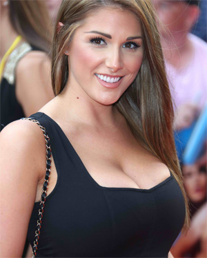Lucy Pinder Huge Boobs