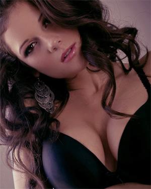 Mandy Flores Morning Boobs