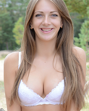 Marika Cute Babe With Perky Tits