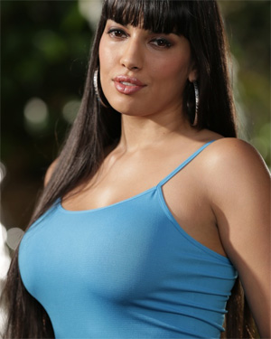 Mercedes Carrera Busty Latina