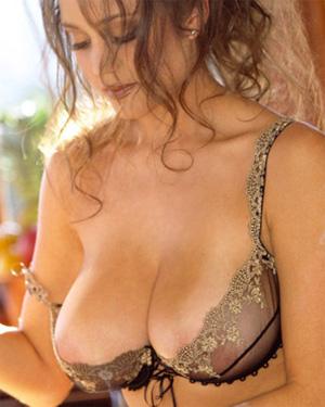 Miriam Gonzalez Busty Playmate