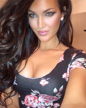 Natalie Halcro Owns The Web
