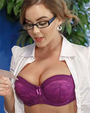 Natasha Nice Stripping In Class