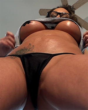 Nikki Sims Nerd Oil Video
