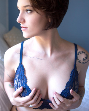 Nym Boobs and Ass Suicidegirls