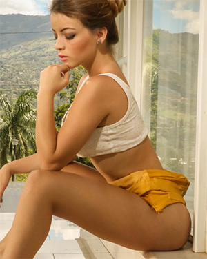 Pamela Jay New Booty Pics